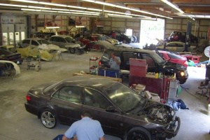 Body Shop | Services | Kingsport TN | B&E Collision