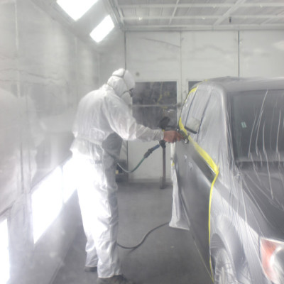 Body Shop In Kingsport, TN | Auto Body Repair | B&E Collision Center