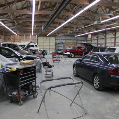 Body Shop In Kingsport, TN   Auto Body Repair   B&E Collision Center